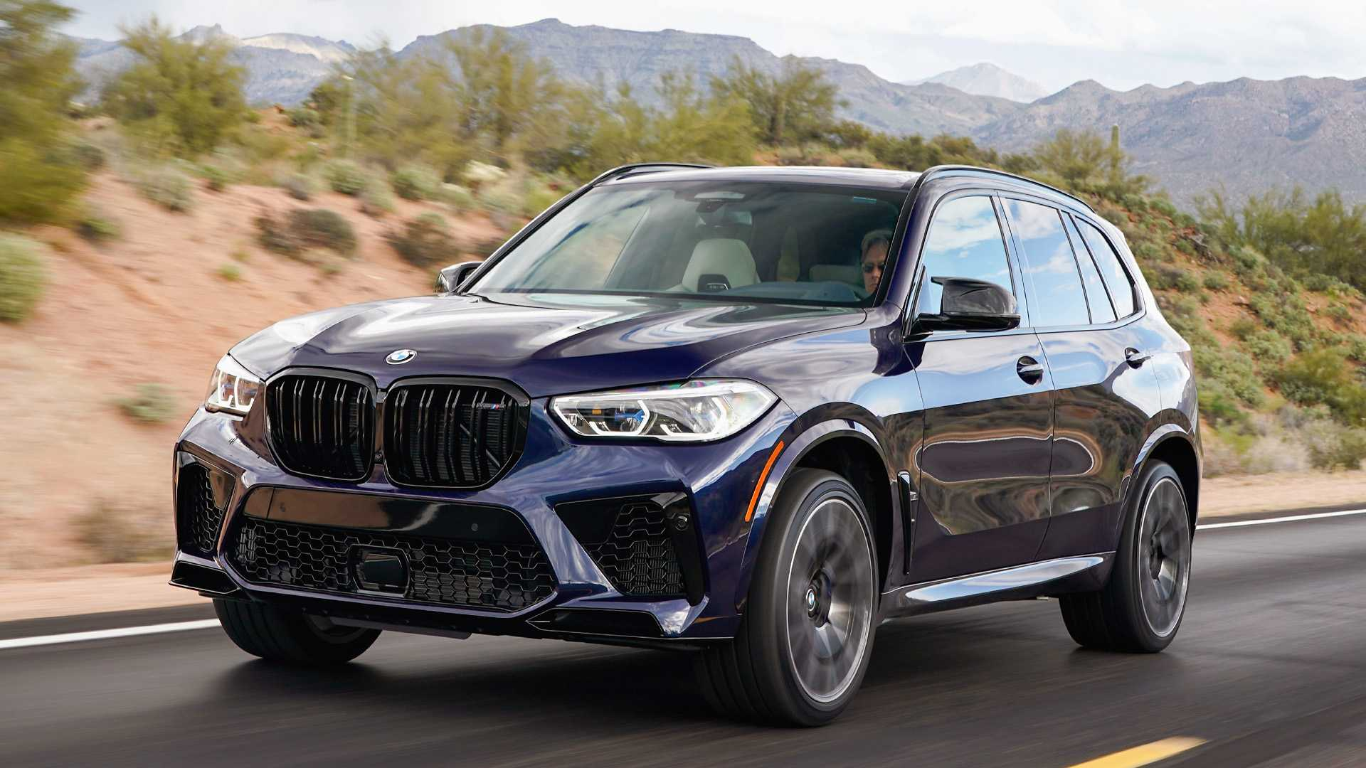 2020 BMW X5 Performance and New Engine