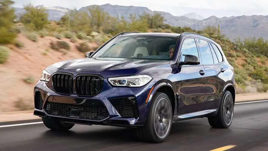 Essai BMW X5 M (2020)