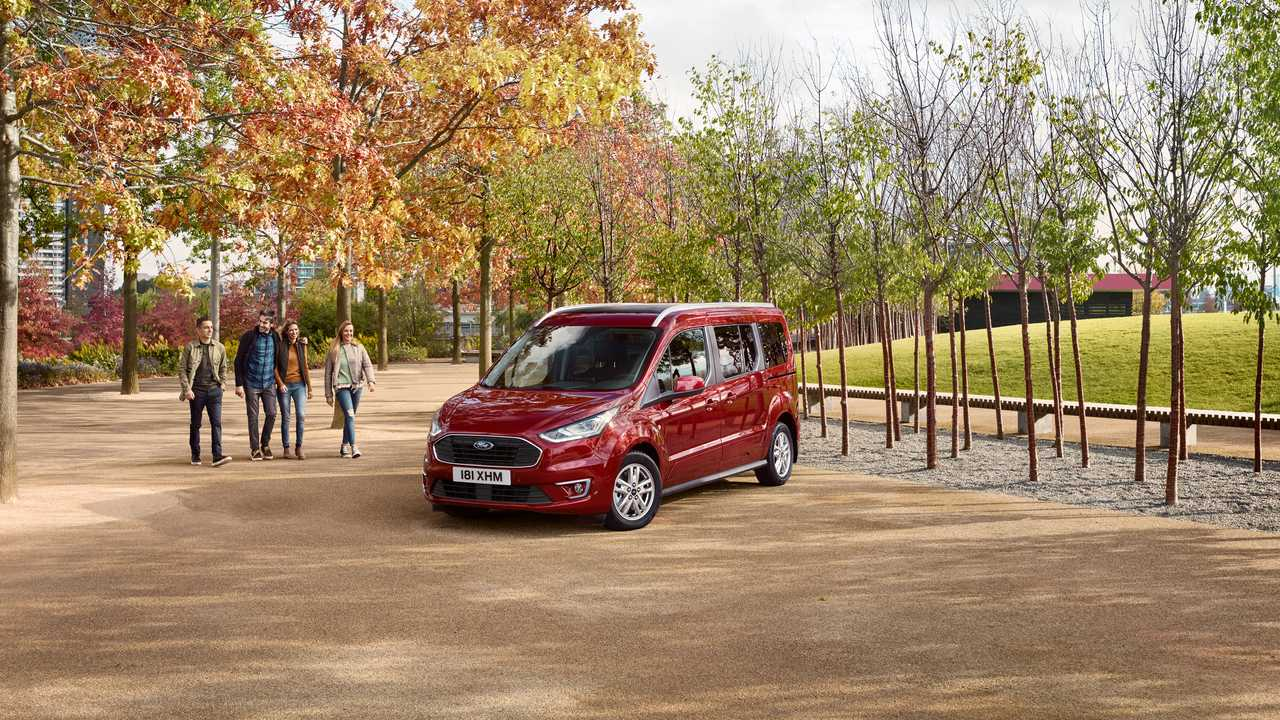 6 - Ford Tourneo Connect