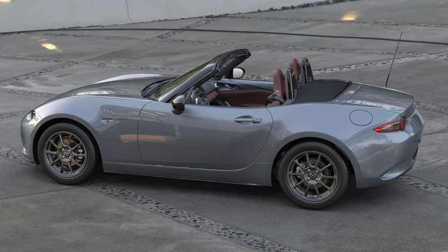Mazda MX-5 2020, il nuovo colore non è per tutte