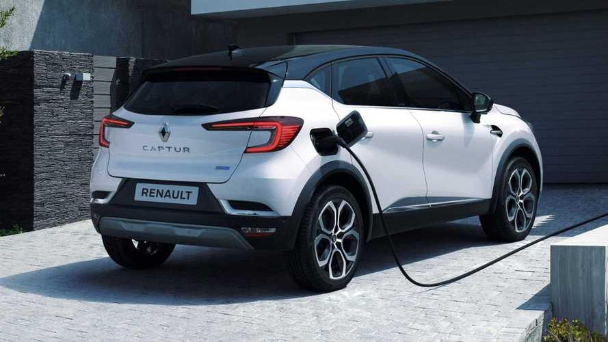 Renault Captur E-Tech, ibrida Plug-in con 60 km di autonomia