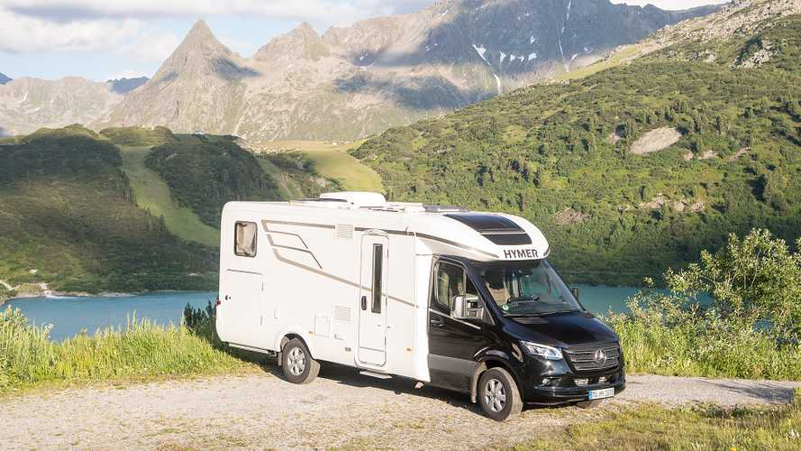I super camper su base Mercedes Sprinter