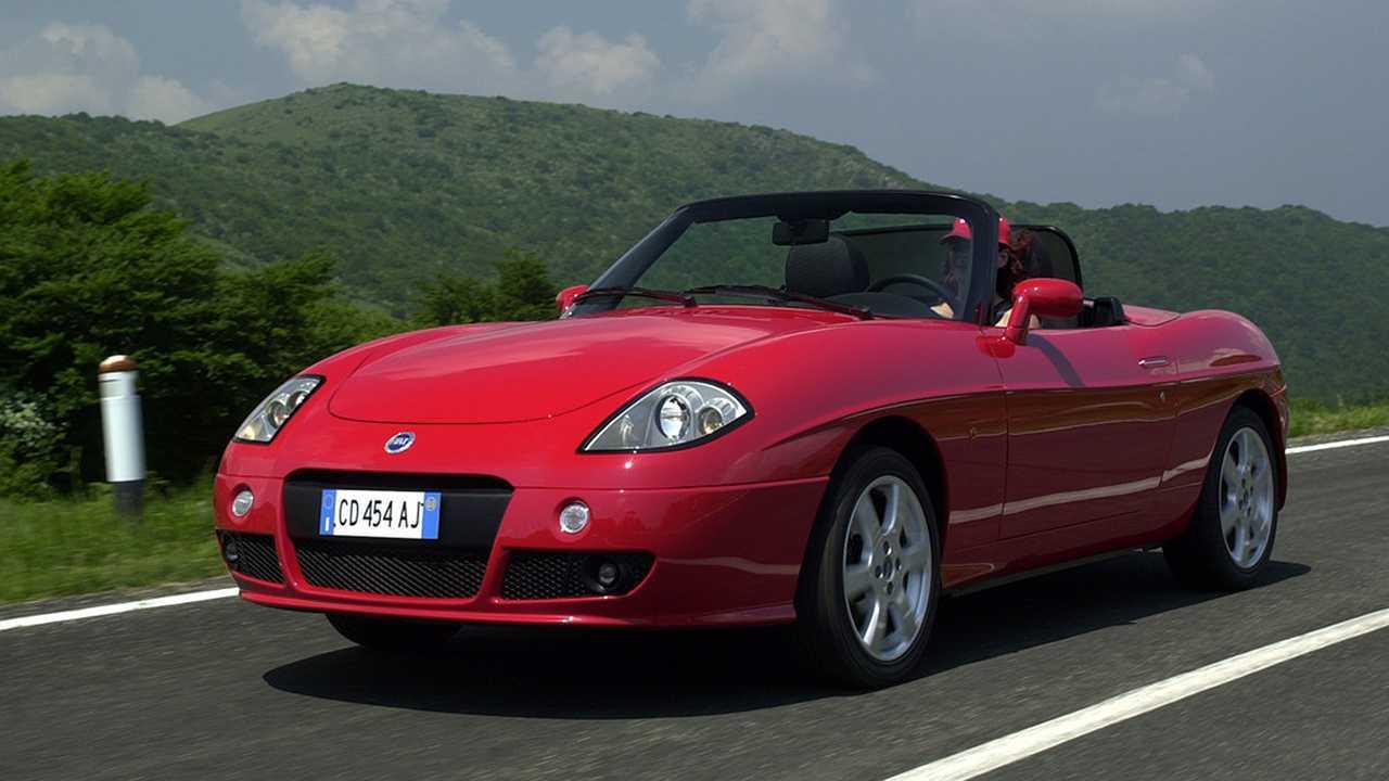 Fiat Barchetta (1995-2005)