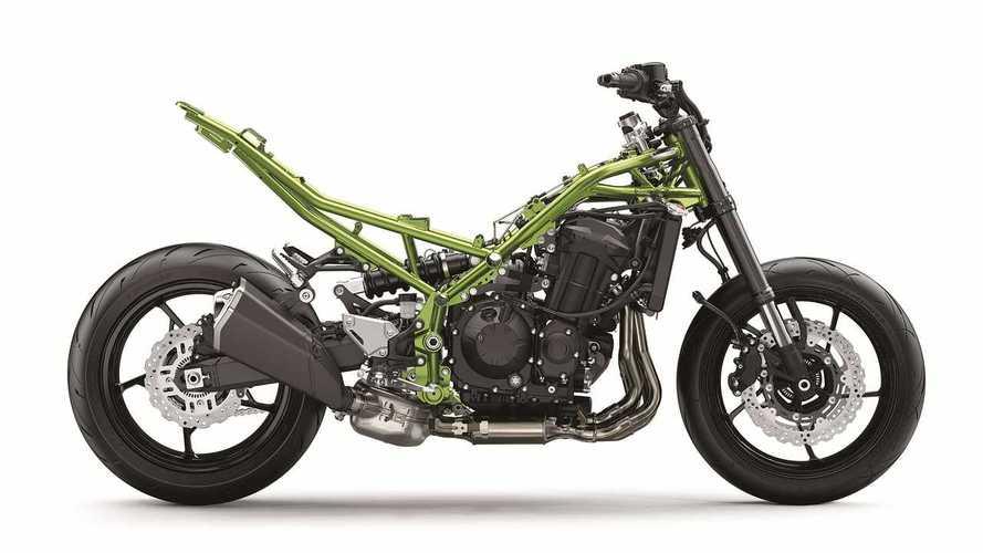 2020 Kawasaki Z900 ABS - Slideshow