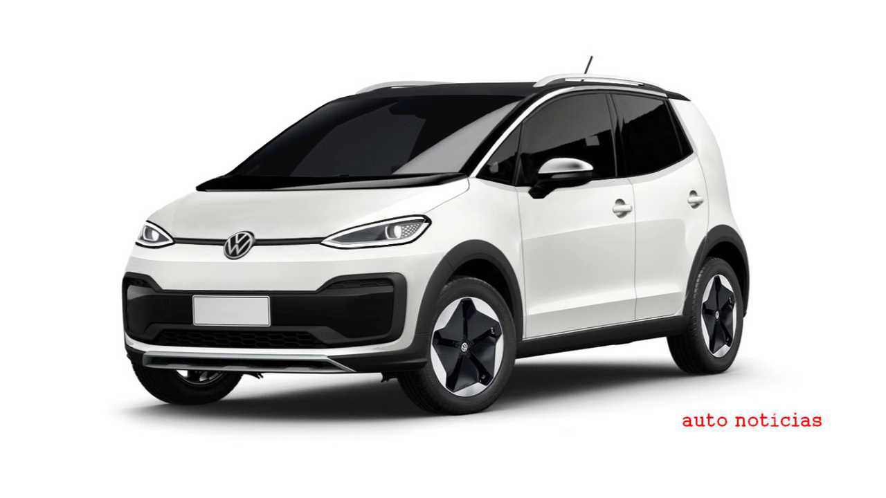 VW ID.1 renderelés (Forrás: Auto News)
