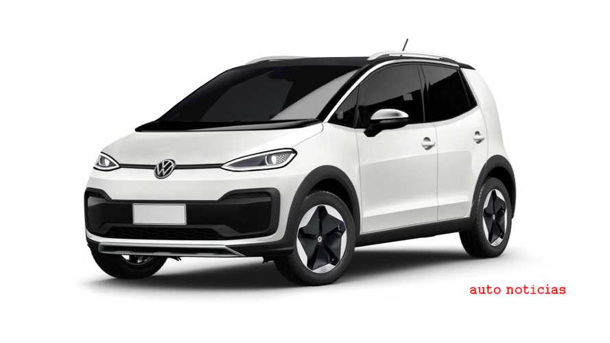 Volkswagen ID.1 Rendering Hints At e-up! Successor