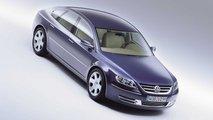 Vergessene Studien: Volkswagen Concept D (1999)