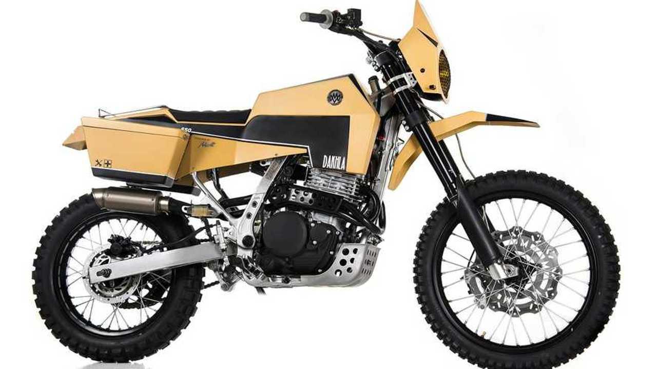 Honda NX650