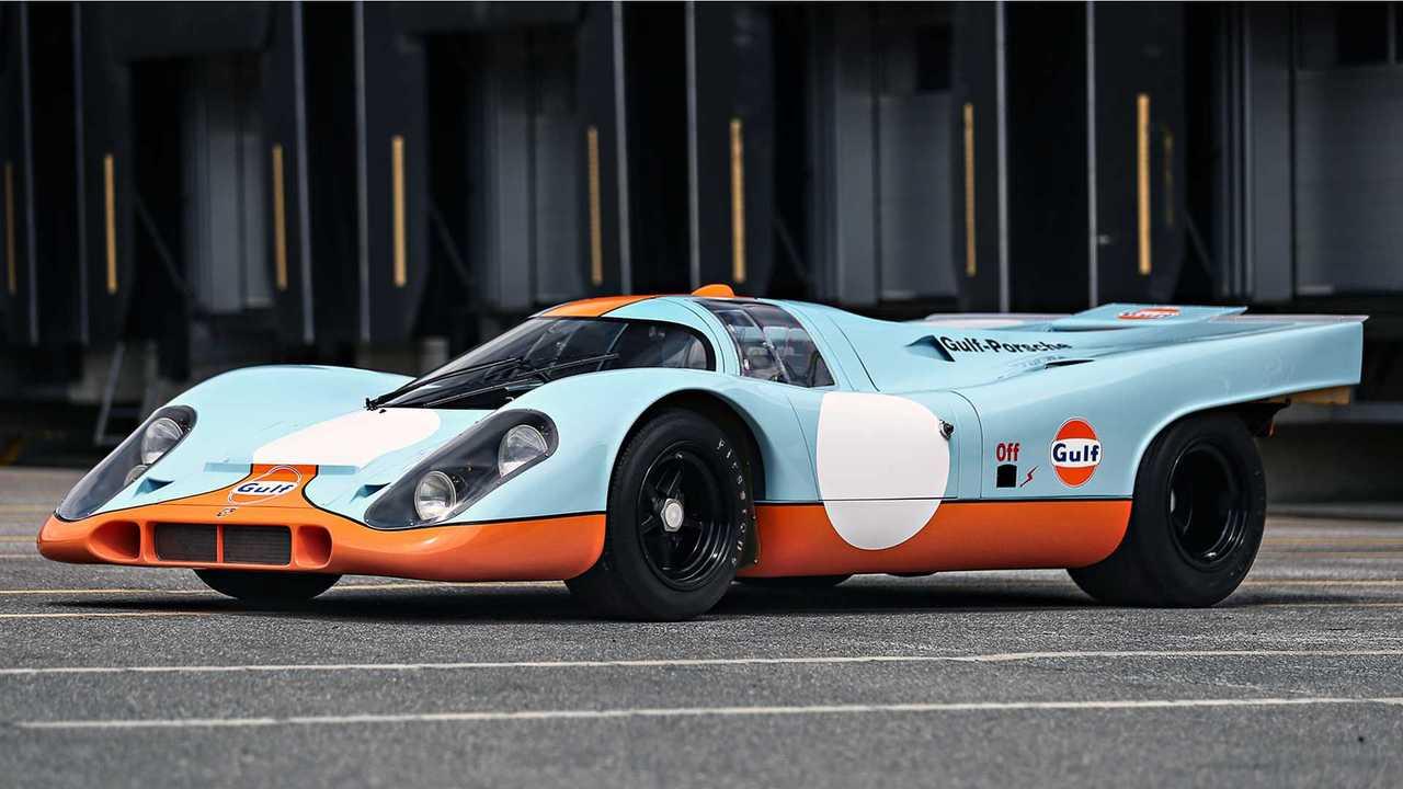 1 - Porsche 917 K (1970) - 12,64 millions d'euros