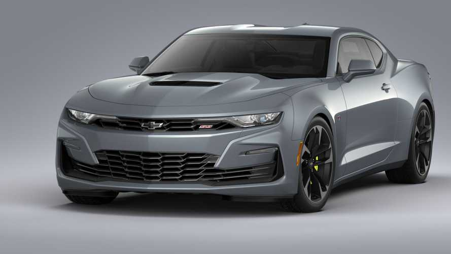 chevy accidentally reveals 2020 camaro shock and steel