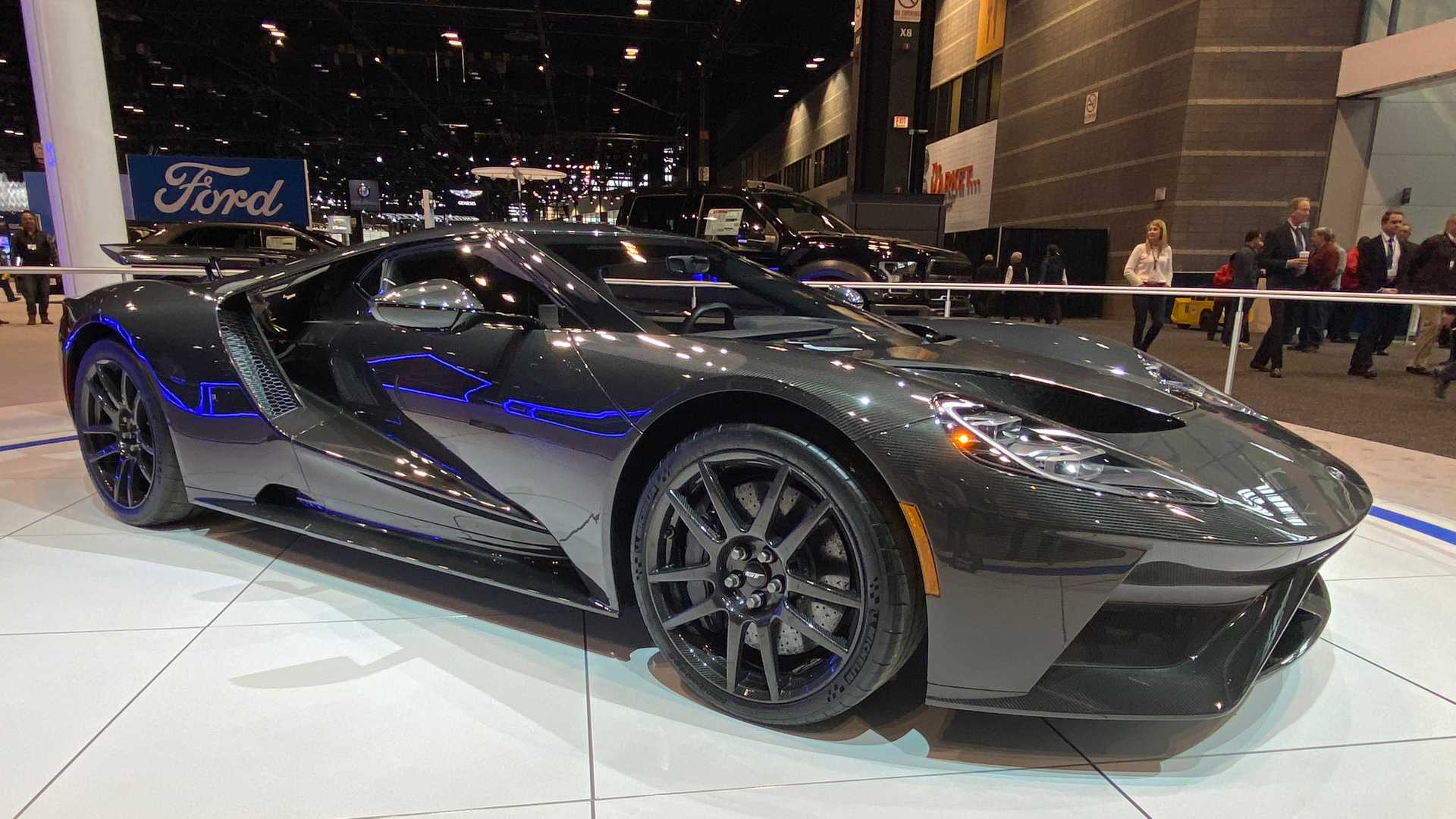 2020 Ford Gt Supercar Rumors
