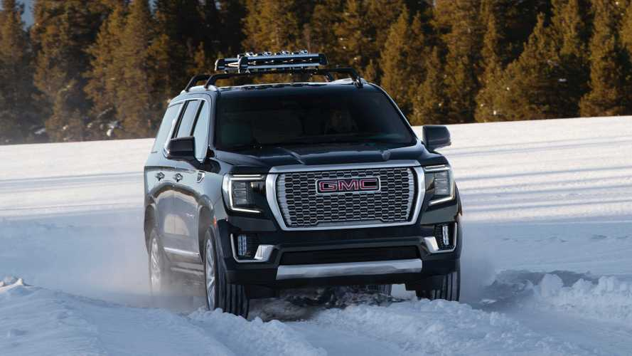 2020 GMC Yukon ve Yukon XL