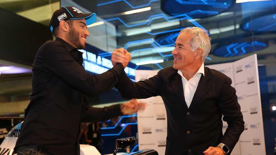 Favola F1, Nissany emblema del sogno di Israele nei GP