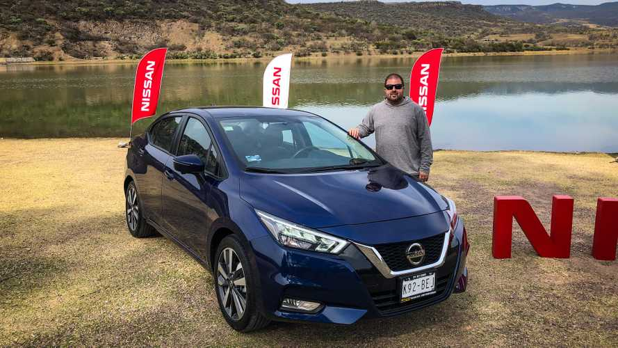 Vídeo: Já dirigimos o Novo Nissan Versa 1.6 com câmbio CVT