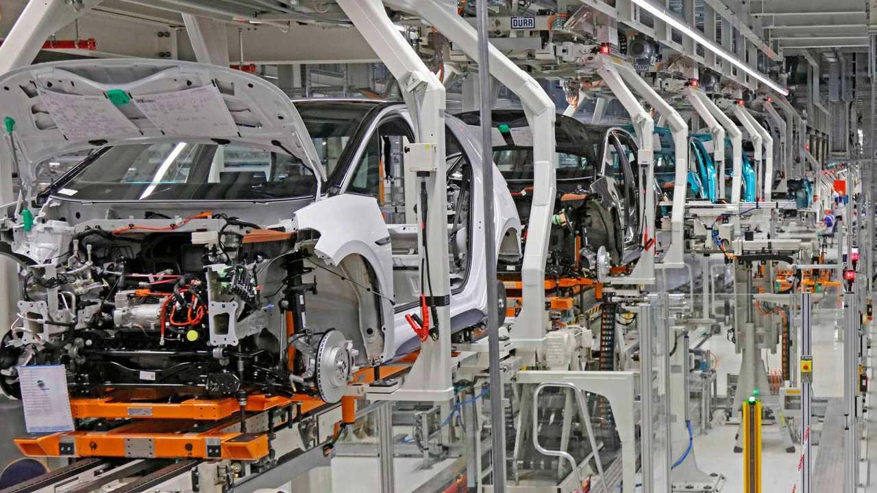 VW: Produktion des ID.3