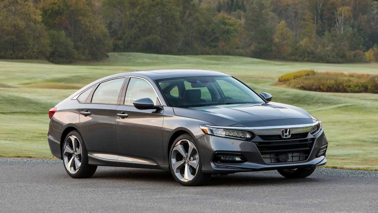 18. Honda Accord