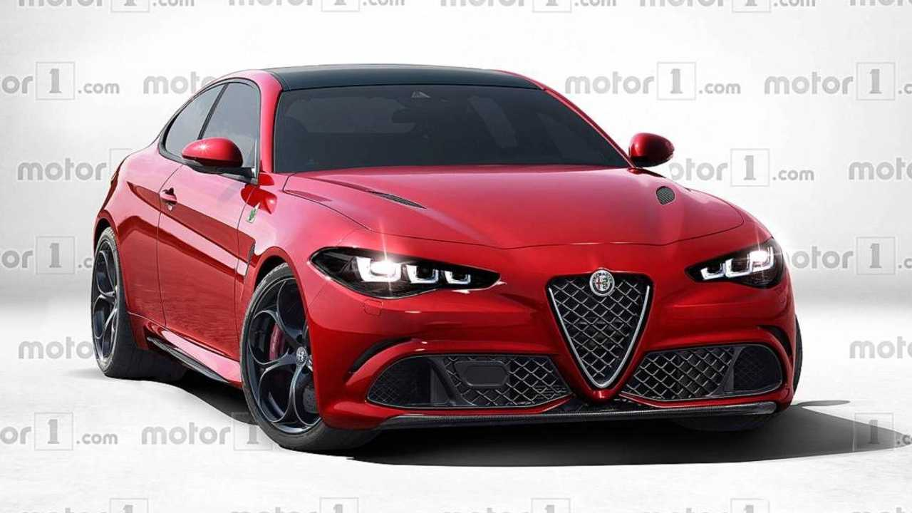 2021 Alfa Romeo Sports Car