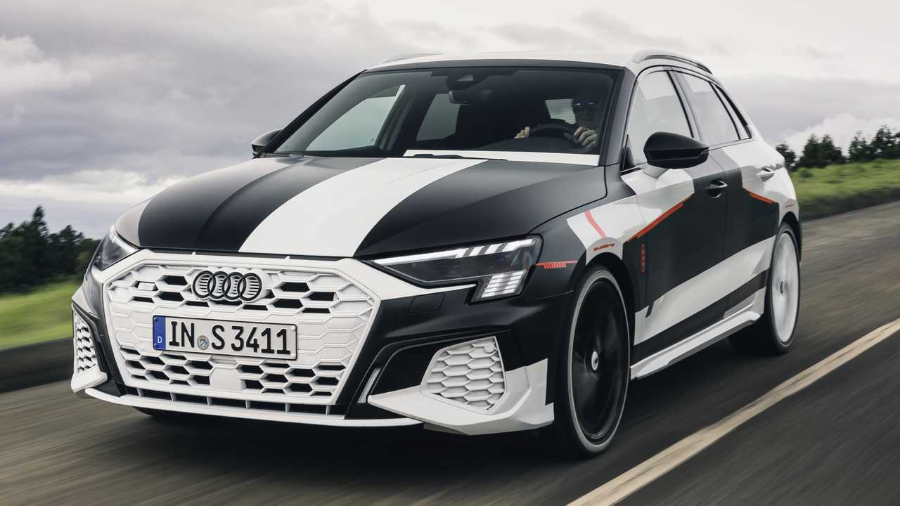 Audi A3 Sportback 2020, primera prueba