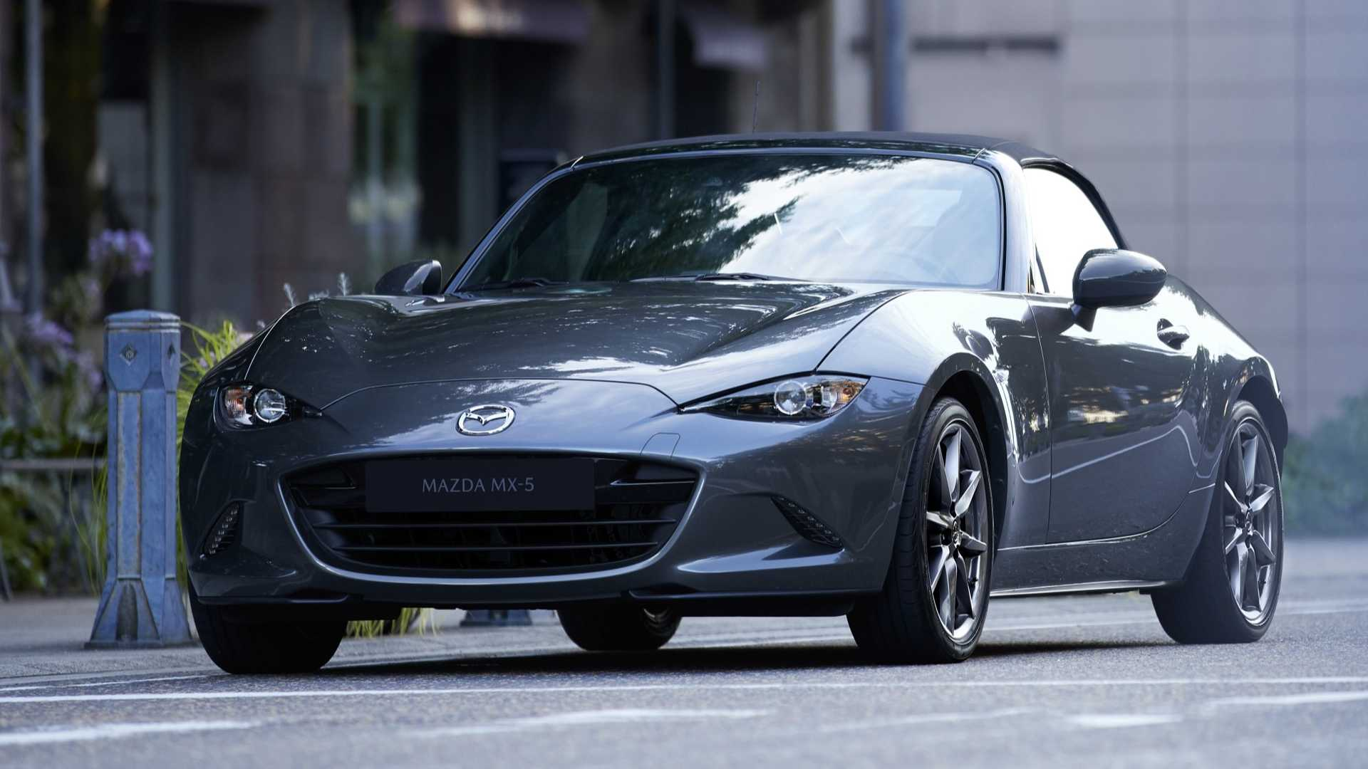 2020 Mazda MX-5 Redesign and Review