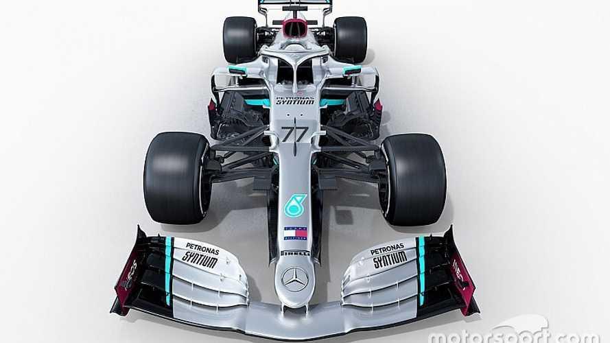 Mercedes F1 takımı, 2020 yılında yarışacağı W11'i tanıttı