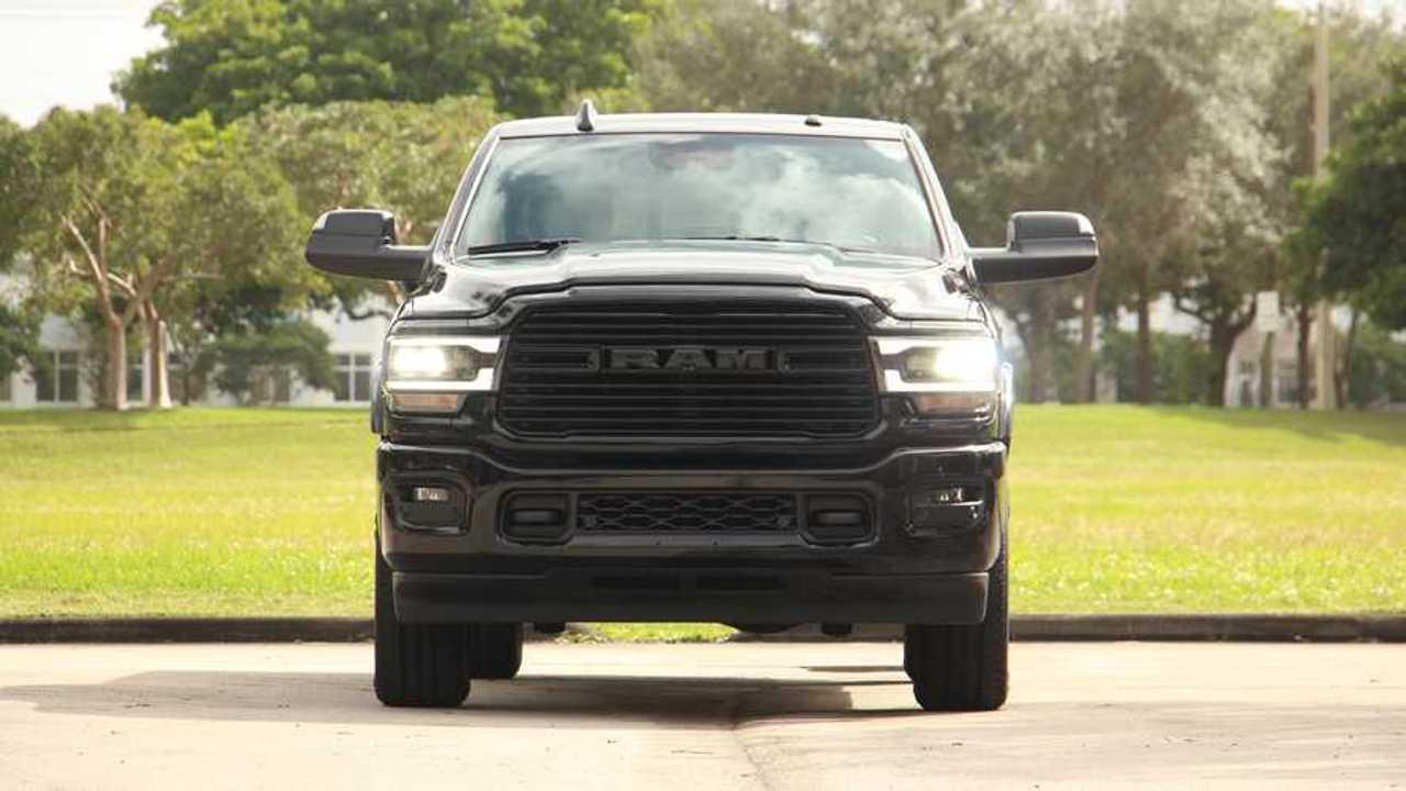2020 Ram 2500 Heavy Duty Review