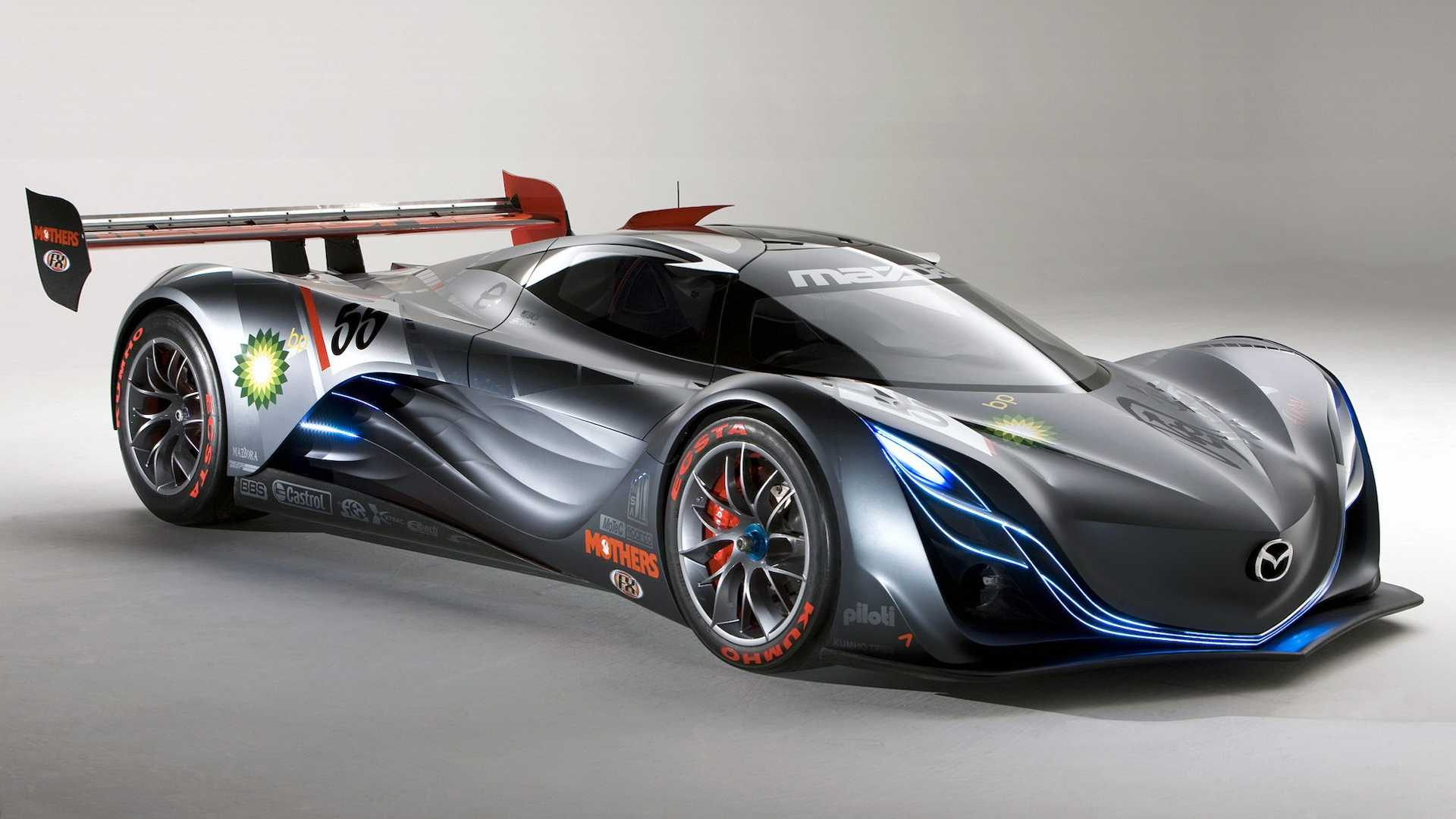 2008 Mazda Furai Concept: Supercar Revisited