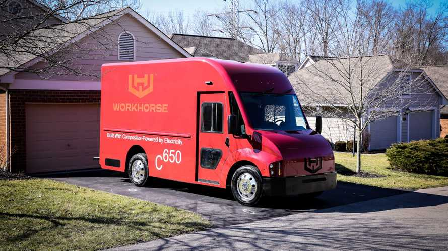 Workhorse To Start Deliveries Of C-Series Delivery Vans In April