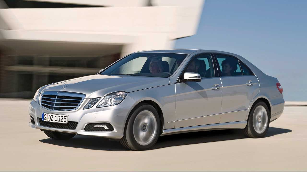 Mercedes-Benz E-класса (W212)