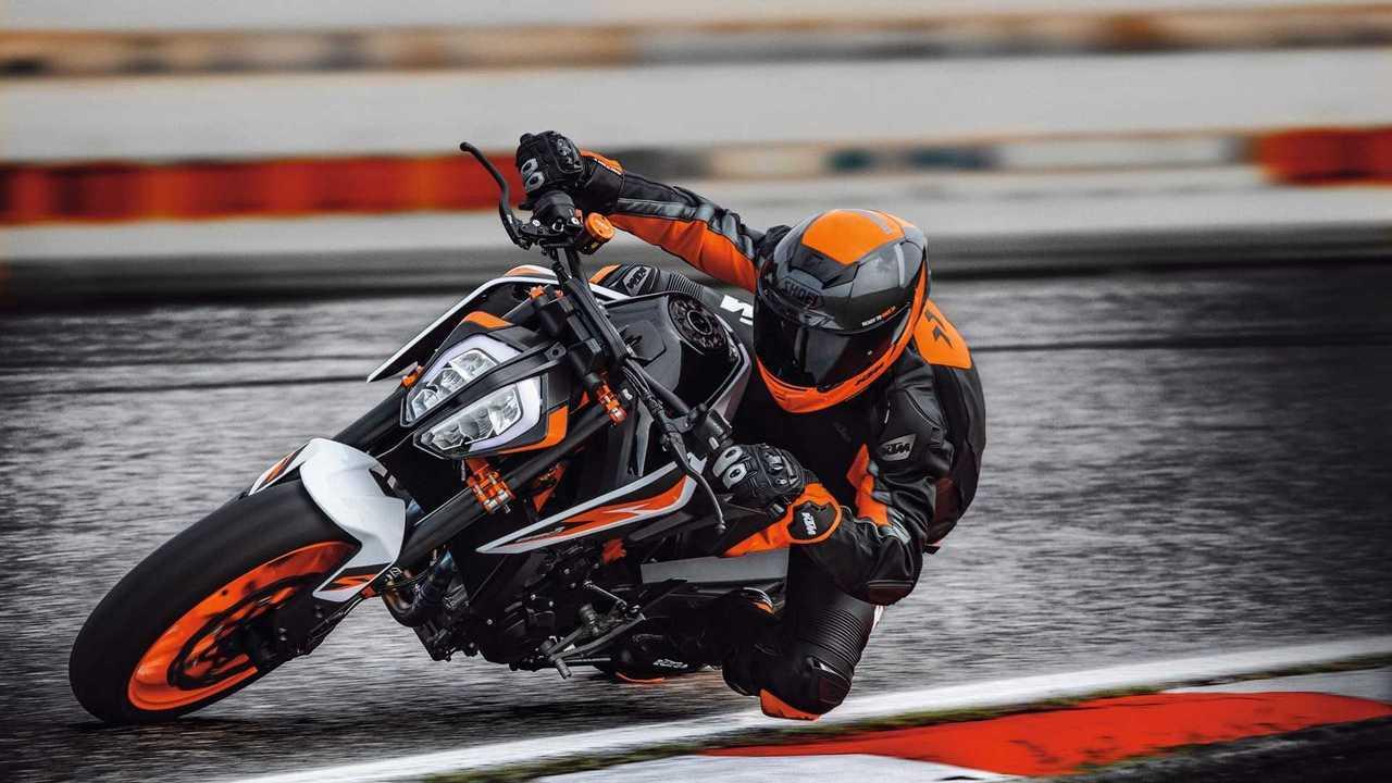 2020 KTM 890 Duke R