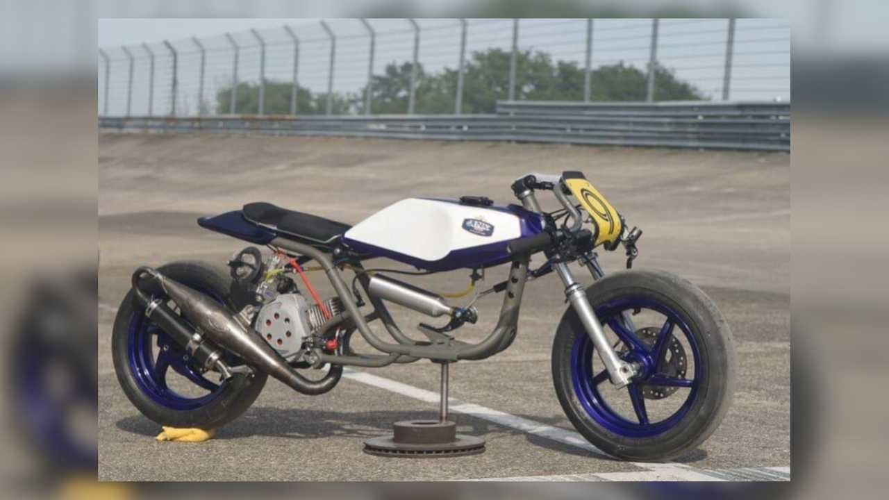 ANX Sprint Racer
