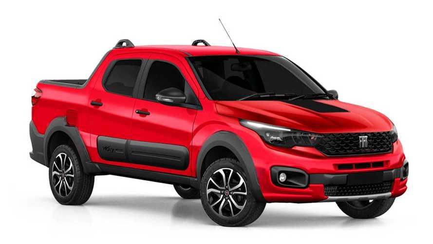 Nova Fiat Strada 2021: O que já sabemos sobre a picape