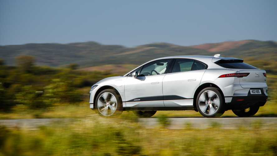 In 2019 Jaguar sold 2,594 I-PACE in the U.S.