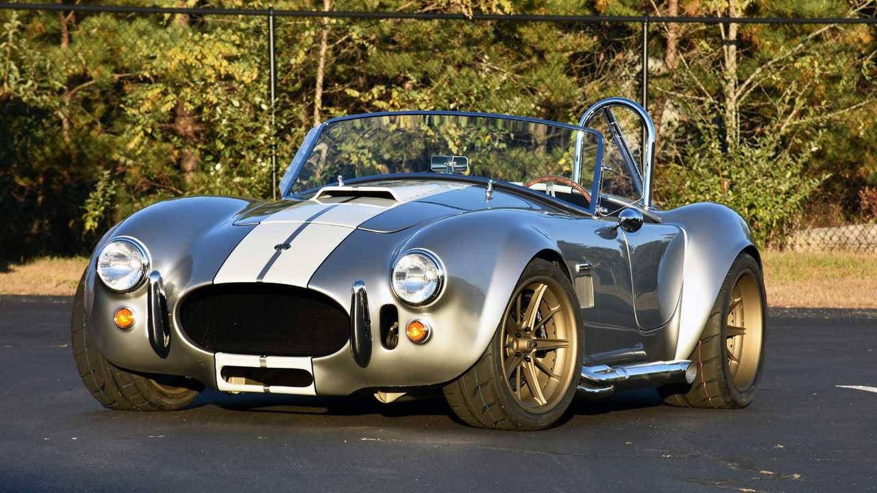 Factory Five Flashback: Get A Cobra Kit Car For Under $10K