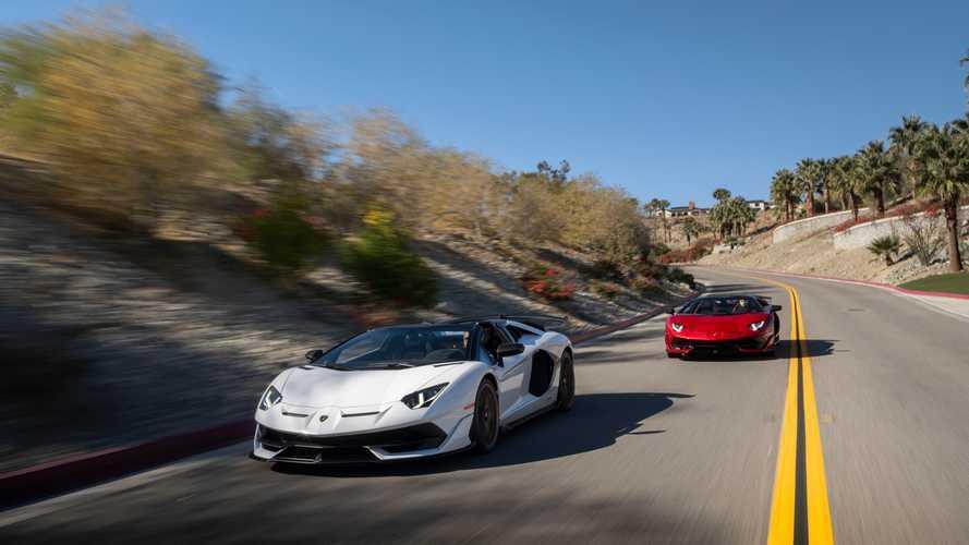 Még idén jöhet a Lamborghini Aventador hibrid utóda