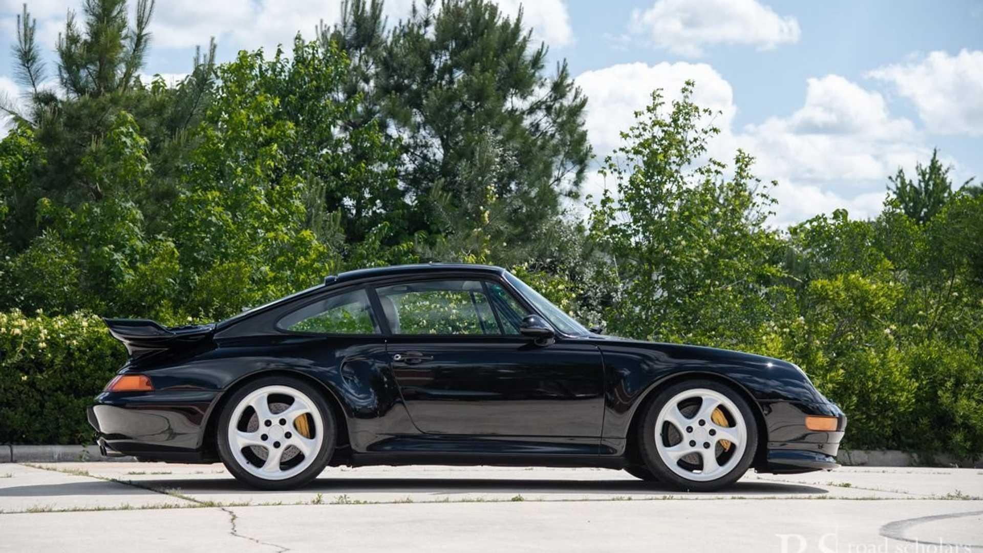 """[""""Get Wild With A 1997 Porsche 911 Turbo S""""]"""