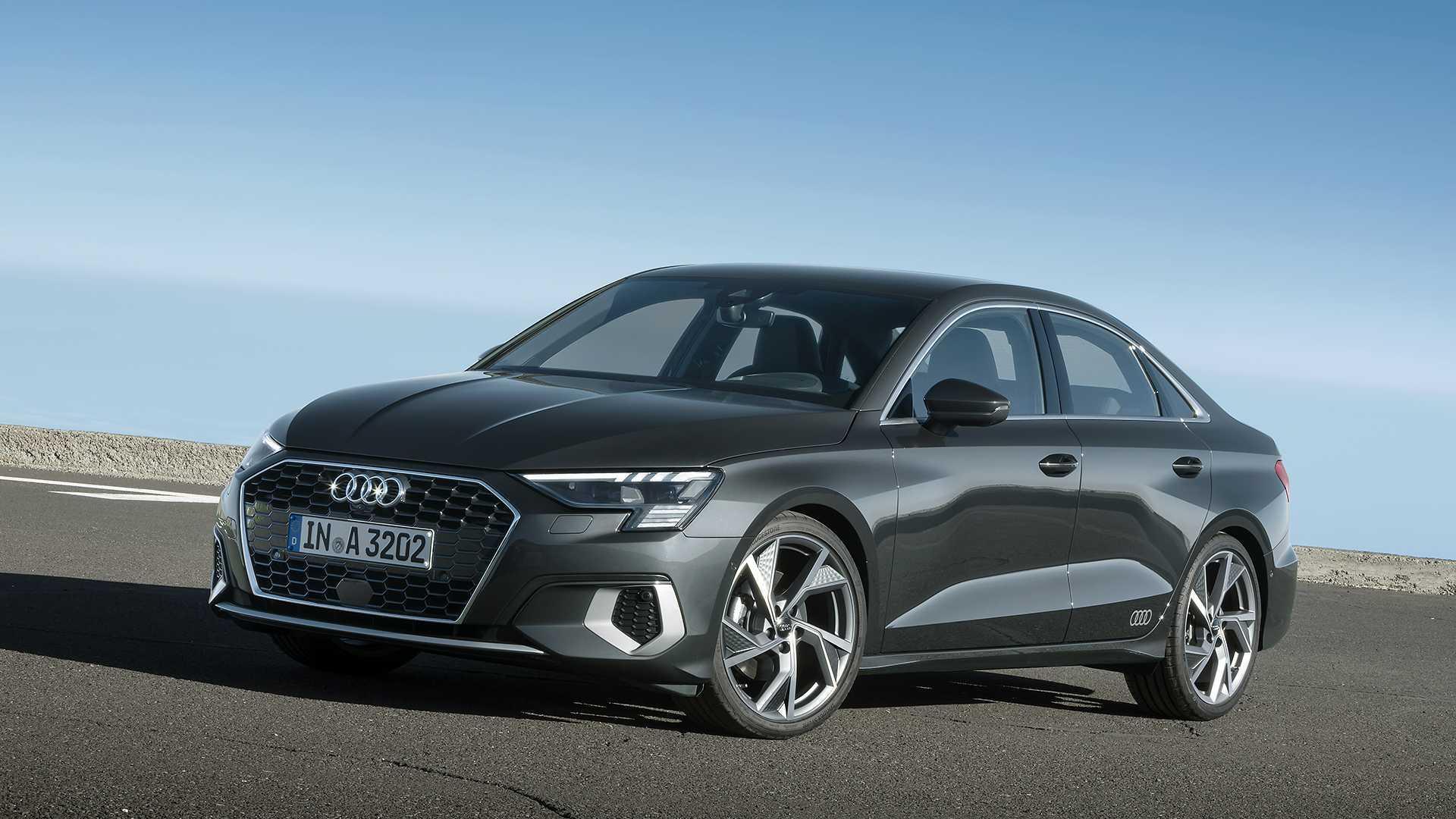 Novo Audi A3 Sedan Chega Em 2021 Ao Brasil Sportback Nao Esta Confirmado