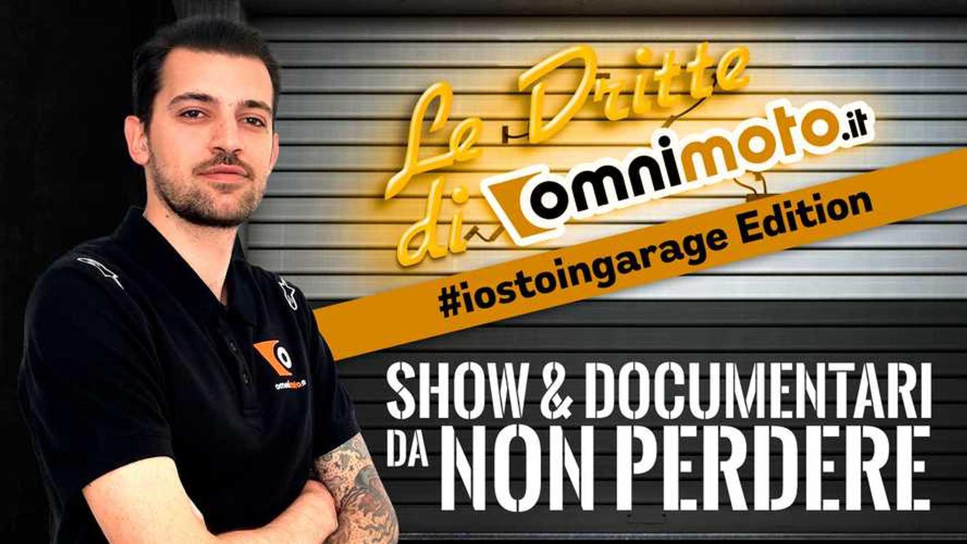 I documentari contro la noia da quarantena | Le Dritte di OmniMoto.it