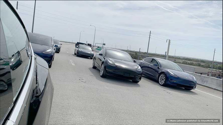 Tesla Model 3 'Autonomous' Fleet Will Be Featured In Upcoming Film