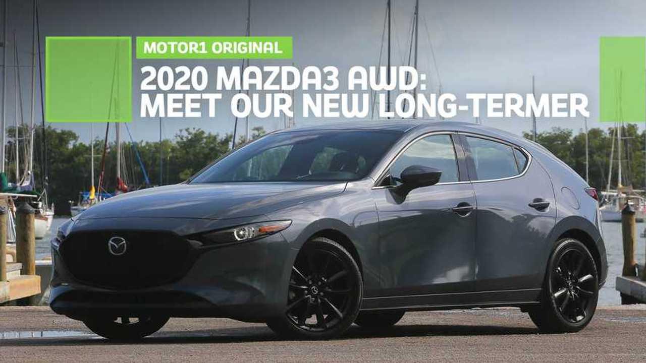 2020 Mazda3 AWD