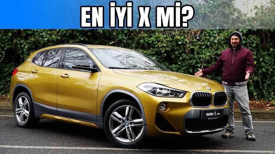 2018 BMW X2 sDrive18i M Sport X | Neden Almalı?