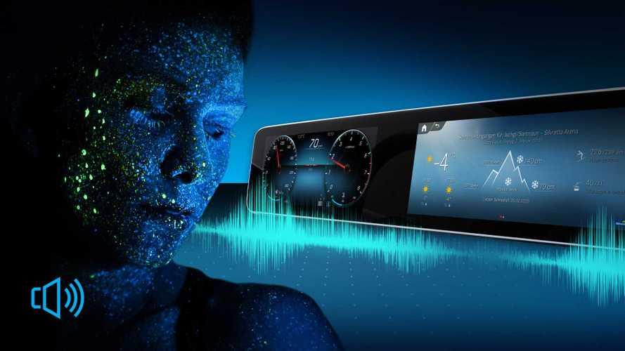 Mercedes-MBUX duzt den Fahrer in Zukunft und bietet neue Funktionen