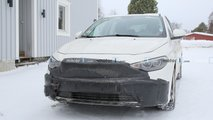 Fiat Tipo restyling, le foto spia