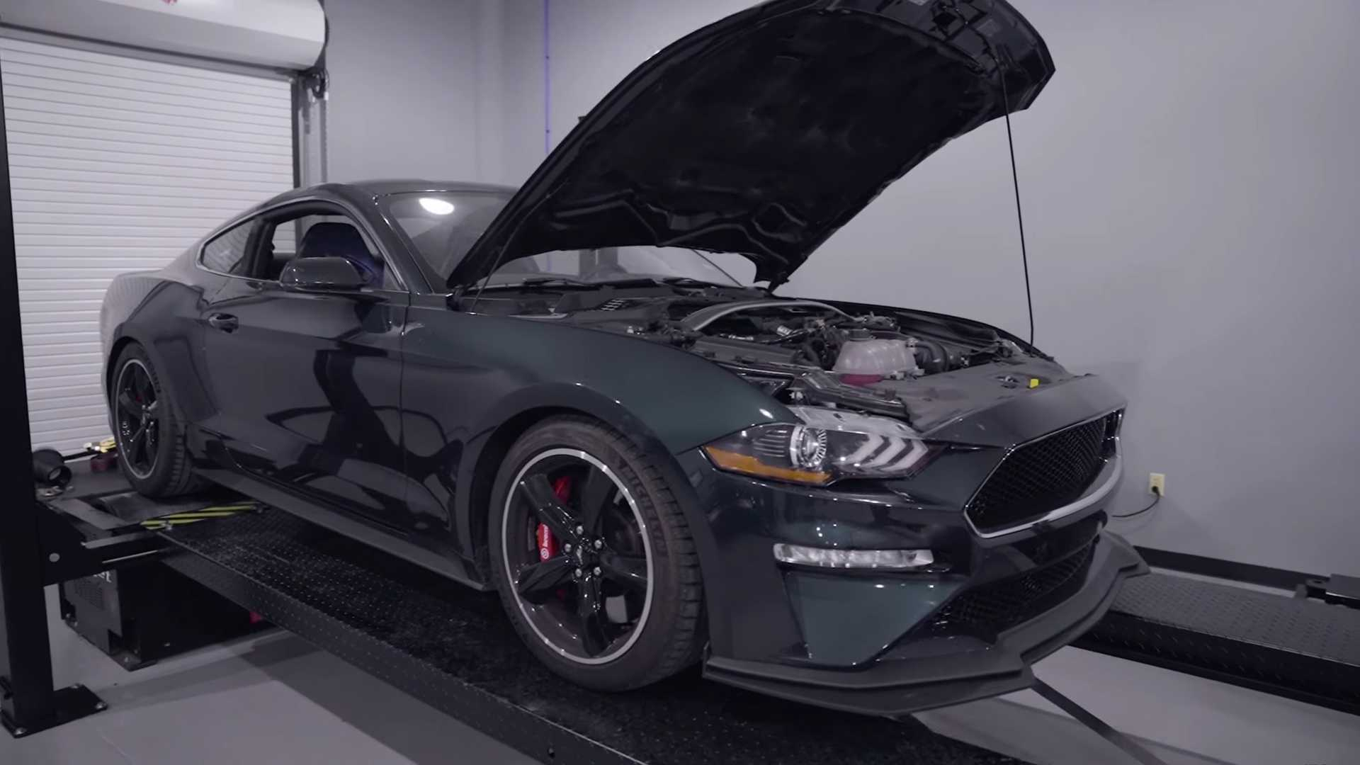 Curious To Know How Much Power The Mustang Bullit Actually Has?