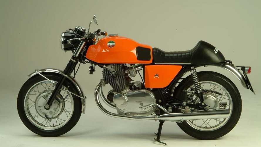 50 anni di Laverda 750 SF, la prima superbike all'italiana