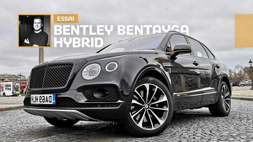 Essai Bentley Bentayga Hybrid - En vert et contre tous