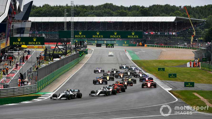 Silverstone 'absolutely' open to F1 race without fans