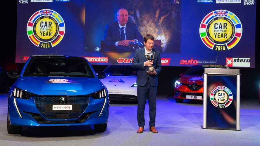EVs Dominate 2020 Car Of The Year Awards In Geneva