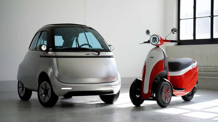 Micro-Mobility Microlino 2.0 presents more than a mere facelift