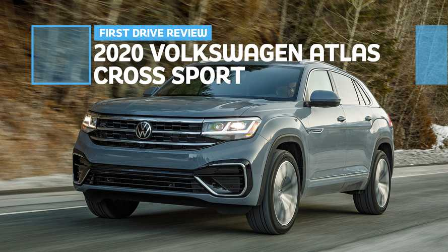 2020 Volkswagen Atlas Cross Sport First Drive Review: Trimming Down To Two Rows