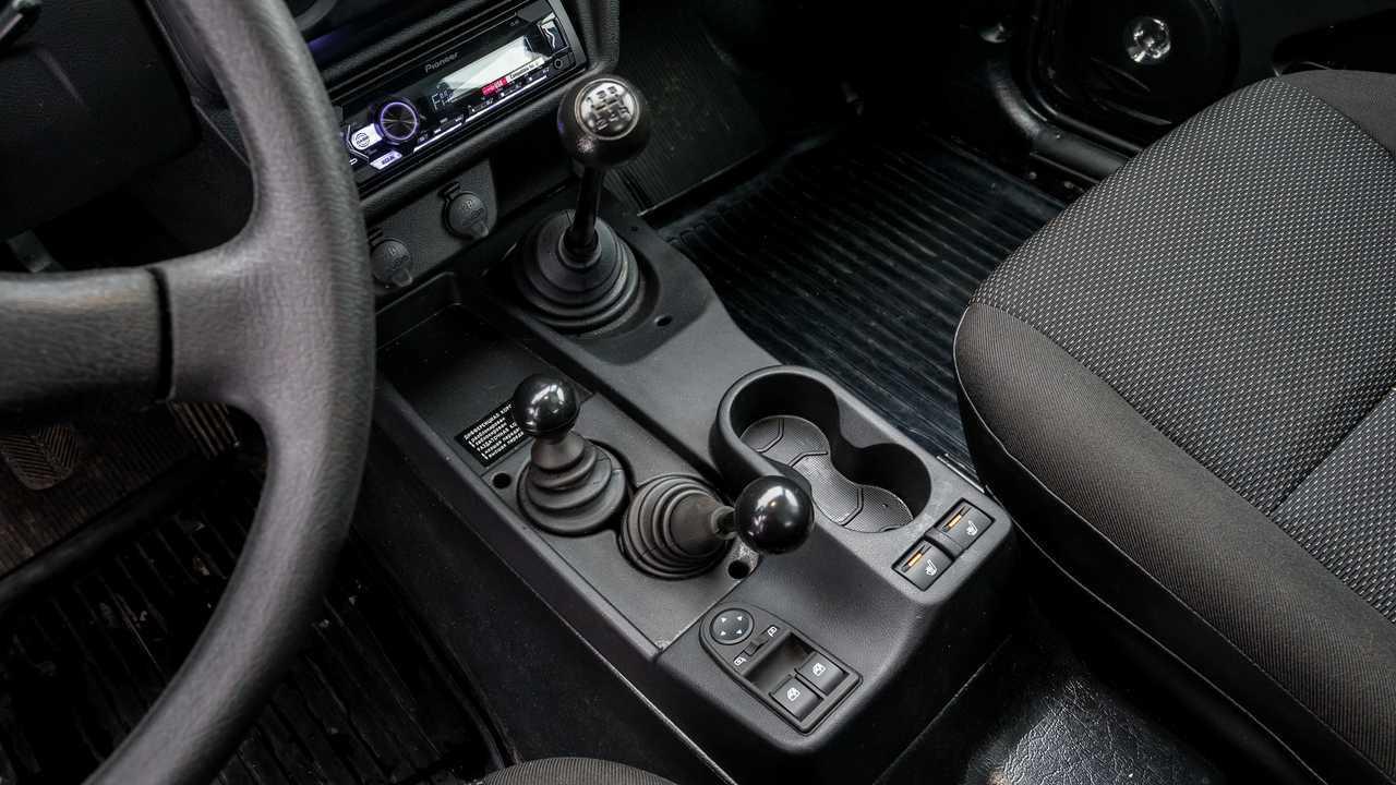 Обновленная Lada 4x4